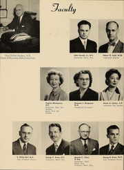 Page 17, 1952 Edition, Fenn College - Fanfare Yearbook (Cleveland, OH) online yearbook collection
