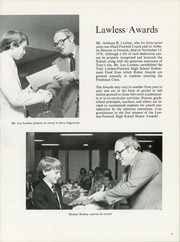 Page 17, 1978 Edition, Fenwick High School - Blackfriars Yearbook (Oak Park, IL) online yearbook collection