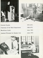 Page 7, 1978 Edition, Fenwick High School - Blackfriars Yearbook (Oak Park, IL) online yearbook collection