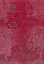 Ferguson High School - Crest Yearbook (Ferguson, MO) online yearbook collection, 1949 Edition, Cover