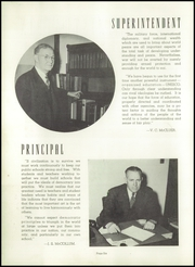 Page 10, 1949 Edition, Ferguson High School - Crest Yearbook (Ferguson, MO) online yearbook collection