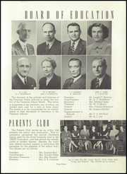 Page 11, 1949 Edition, Ferguson High School - Crest Yearbook (Ferguson, MO) online yearbook collection