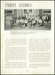 Page 14, 1949 Edition, Ferguson High School - Crest Yearbook (Ferguson, MO) online yearbook collection