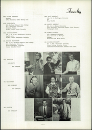 Ferguson High School - Crest Yearbook (Ferguson, MO) online yearbook collection, 1954 Edition, Page 15 of 112