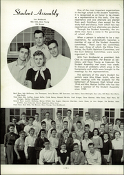 Ferguson High School - Crest Yearbook (Ferguson, MO) online yearbook collection, 1954 Edition, Page 16