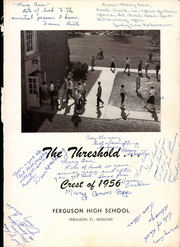 Ferguson High School - Crest Yearbook (Ferguson, MO) online yearbook collection, 1956 Edition, Page 5