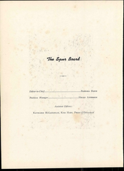Fermata School - Spur Yearbook (Aiken, SC) online yearbook collection, 1941 Edition, Page 8