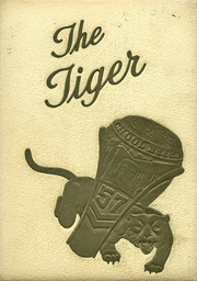 Fern Creek High School - Tiger Yearbook (Louisville, KY) online yearbook collection, 1957 Edition, Cover