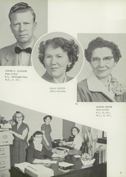 Page 11, 1957 Edition, Fern Creek High School - Tiger Yearbook (Louisville, KY) online yearbook collection