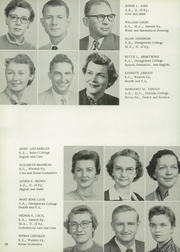 Page 14, 1957 Edition, Fern Creek High School - Tiger Yearbook (Louisville, KY) online yearbook collection
