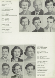 Page 15, 1957 Edition, Fern Creek High School - Tiger Yearbook (Louisville, KY) online yearbook collection