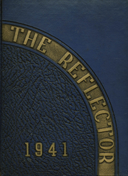 Ferndale High School - Reflector Yearbook (Johnstown, PA) online yearbook collection, 1941 Edition, Cover