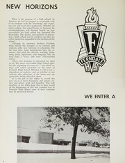 Ferndale High School - Talon Yearbook (Ferndale, MI) online yearbook collection, 1959 Edition, Page 8