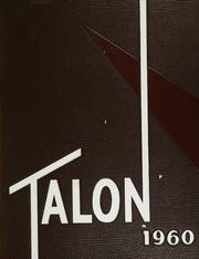 Ferndale High School - Talon Yearbook (Ferndale, MI) online yearbook collection, 1960 Edition, Cover