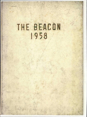 Ferrum College - Beacon Yearbook (Ferrum, VA) online yearbook collection, 1958 Edition, Cover