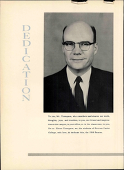Page 12, 1958 Edition, Ferrum College - Beacon Yearbook (Ferrum, VA) online yearbook collection
