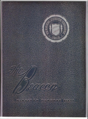 Ferrum College - Beacon Yearbook (Ferrum, VA) online yearbook collection, 1960 Edition, Cover