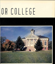Page 11, 1960 Edition, Ferrum College - Beacon Yearbook (Ferrum, VA) online yearbook collection
