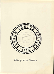 Page 7, 1960 Edition, Ferrum College - Beacon Yearbook (Ferrum, VA) online yearbook collection