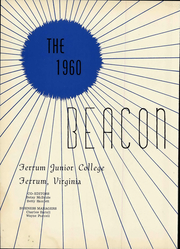 Page 8, 1960 Edition, Ferrum College - Beacon Yearbook (Ferrum, VA) online yearbook collection