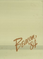 Ferrum College - Beacon Yearbook (Ferrum, VA) online yearbook collection, 1984 Edition, Cover