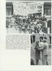 Page 14, 1984 Edition, Ferrum College - Beacon Yearbook (Ferrum, VA) online yearbook collection