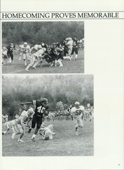 Page 15, 1984 Edition, Ferrum College - Beacon Yearbook (Ferrum, VA) online yearbook collection
