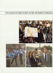 Page 16, 1984 Edition, Ferrum College - Beacon Yearbook (Ferrum, VA) online yearbook collection