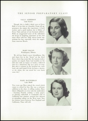 Page 13, 1945 Edition, Ferry Hall School - Ferry Tales Yearbook (Lake Forest, IL) online yearbook collection