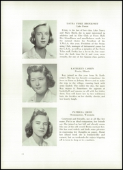 Page 16, 1945 Edition, Ferry Hall School - Ferry Tales Yearbook (Lake Forest, IL) online yearbook collection