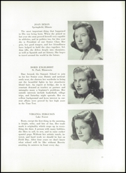Page 17, 1945 Edition, Ferry Hall School - Ferry Tales Yearbook (Lake Forest, IL) online yearbook collection