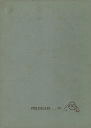 Fieldston School - Fieldglass Yearbook (Bronx, NY) online yearbook collection, 1950 Edition, Cover