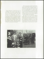 Page 13, 1950 Edition, Fieldston School - Fieldglass Yearbook (Bronx, NY) online yearbook collection