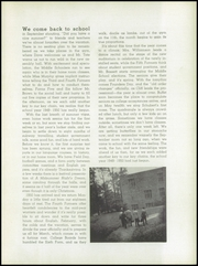 Page 9, 1950 Edition, Fieldston School - Fieldglass Yearbook (Bronx, NY) online yearbook collection