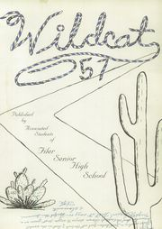 Page 13, 1957 Edition, Filer High School - Wildcat Yearbook (Filer, ID) online yearbook collection