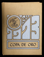 Fillmore High School - Copa de Oro Yearbook (Fillmore, CA) online yearbook collection, 1973 Edition, Cover