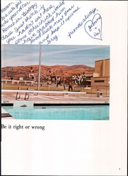 Page 11, 1973 Edition, Fillmore High School - Copa de Oro Yearbook (Fillmore, CA) online yearbook collection