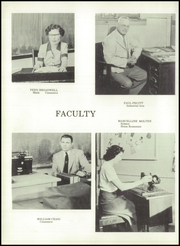 Page 10, 1954 Edition, Fillmore High School - Echoes Yearbook (Fillmore, IN) online yearbook collection
