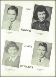 Page 15, 1954 Edition, Fillmore High School - Echoes Yearbook (Fillmore, IN) online yearbook collection