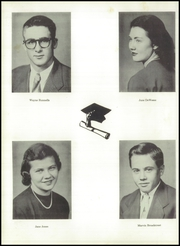 Page 16, 1954 Edition, Fillmore High School - Echoes Yearbook (Fillmore, IN) online yearbook collection