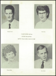 Page 17, 1954 Edition, Fillmore High School - Echoes Yearbook (Fillmore, IN) online yearbook collection