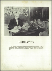 Page 6, 1954 Edition, Fillmore High School - Echoes Yearbook (Fillmore, IN) online yearbook collection