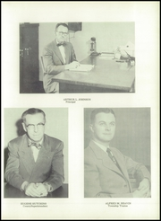 Page 9, 1954 Edition, Fillmore High School - Echoes Yearbook (Fillmore, IN) online yearbook collection