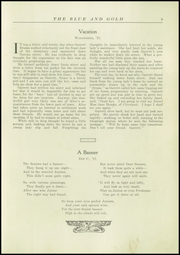 Page 11, 1917 Edition, Findlay High School - Trojan Yearbook (Findlay, OH) online yearbook collection