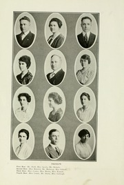 Page 10, 1921 Edition, Findlay High School - Trojan Yearbook (Findlay, OH) online yearbook collection