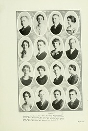 Page 11, 1921 Edition, Findlay High School - Trojan Yearbook (Findlay, OH) online yearbook collection