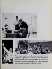 Page 13, 1968 Edition, First Colonial High School - Heritage Yearbook (Virginia Beach, VA) online yearbook collection