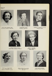 Page 13, 1957 Edition, Fisher College - Beacon Yearbook (Boston, MA) online yearbook collection