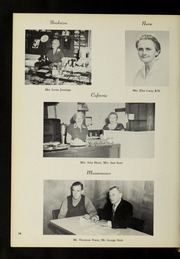 Page 14, 1957 Edition, Fisher College - Beacon Yearbook (Boston, MA) online yearbook collection