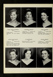Page 16, 1957 Edition, Fisher College - Beacon Yearbook (Boston, MA) online yearbook collection